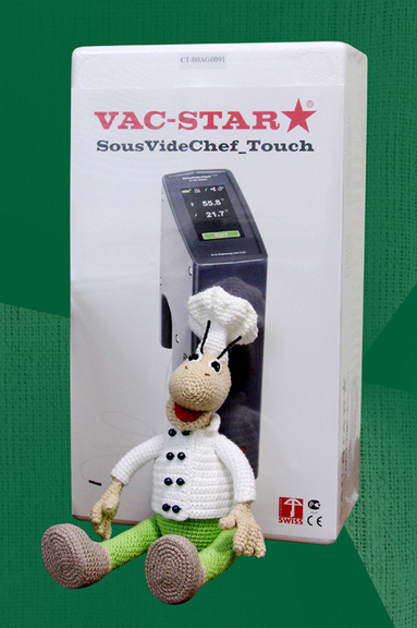 Vac-Star Sous Vide Chef Touch